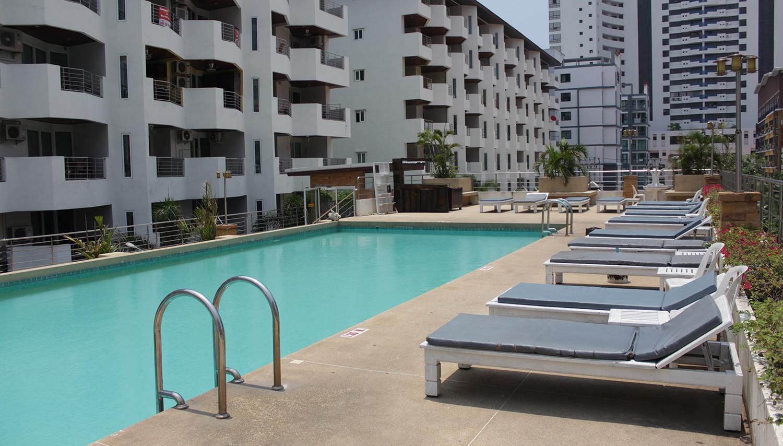 Jomtien Plaza Residence (Bangkok, Tai)
