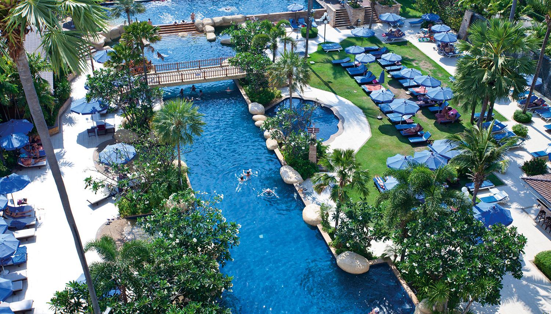Jomtien Palm Beach Hotel & Resort (Bangkok, Tai)