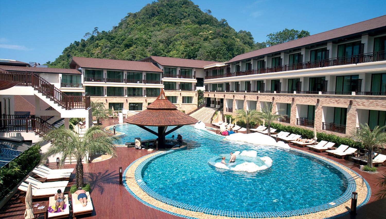 Kacha Resort & SPA (Bangkoka, Taizeme)