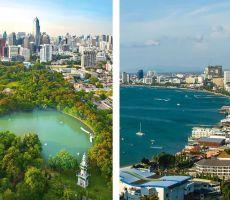Jungtinis turas Bankokas(3n)-Pataja(kt.n)