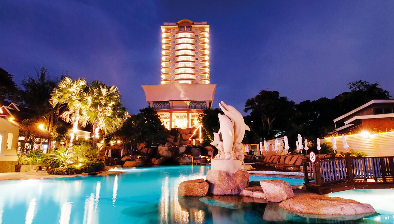 Long Beach Garden Hotel & Spa (Bangkoka, Taizeme)