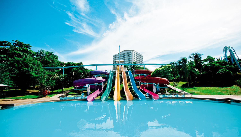 Pattaya Park Beach Resort (Bangkok, Tai)