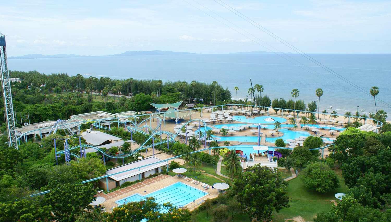 aaf7c26a709 Pattaya Park Beach Resort hotell (Bangkok, Tai) | NOVATOURS