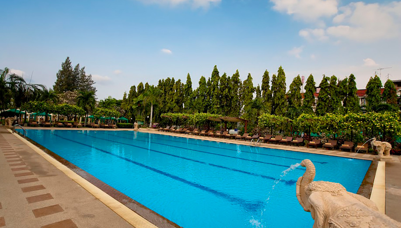 Pinnacle Grand Jomtien Resort & SPA (Bangkok, Tai)