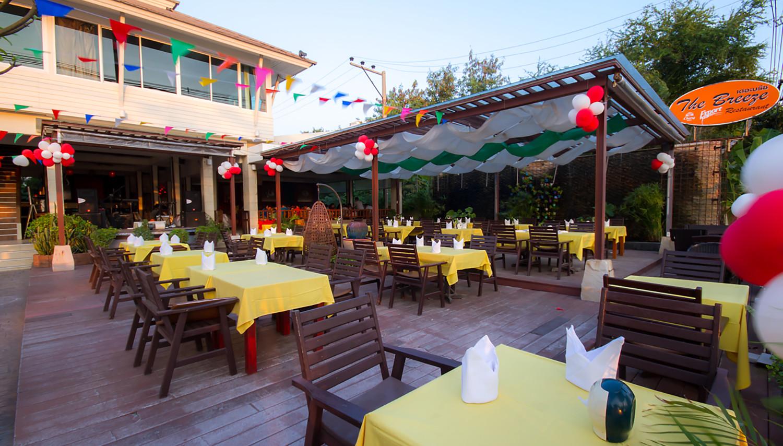 Sea Breeze Jomtien Resort (Bangkok, Tai)