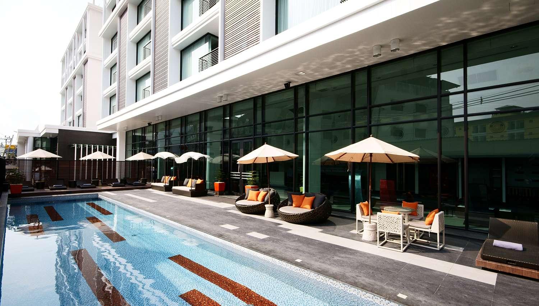 TSIX5 Hotel Pattaya (Bangkoka, Taizeme)