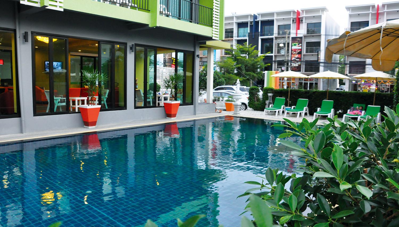 U Dream Hotel Pattaya (Bangkok, Tai)