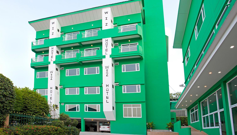 WIZ Hotel Pattaya (Bangkok, Tai)