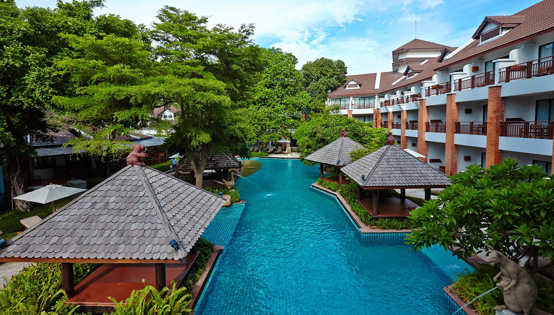 Woodlands Hotel & Resort (Bangkoka, Taizeme)