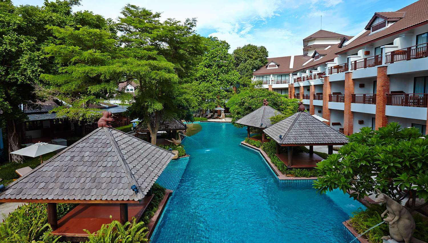 Woodlands Hotel & Resort (Bangkoka, Taizeme)