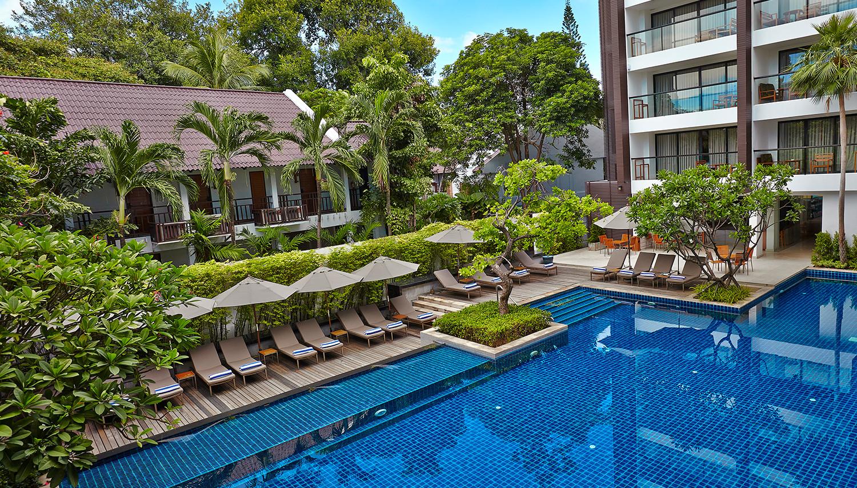 Woodlands Suites (Бангкок, Тайланд)