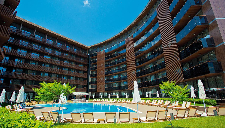 Galeon Residence & SPA (Burgas, Bulgaaria)