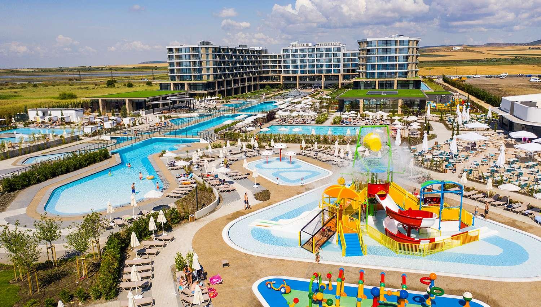 The Wave Resort Hotel Burgas Bulgaria Novatours