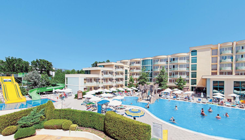 Club Hotel Sunny Beach (Бургас, Болгария)