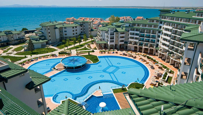 Emerald Beach Resort & SPA (Burgasa, Bulgārija)