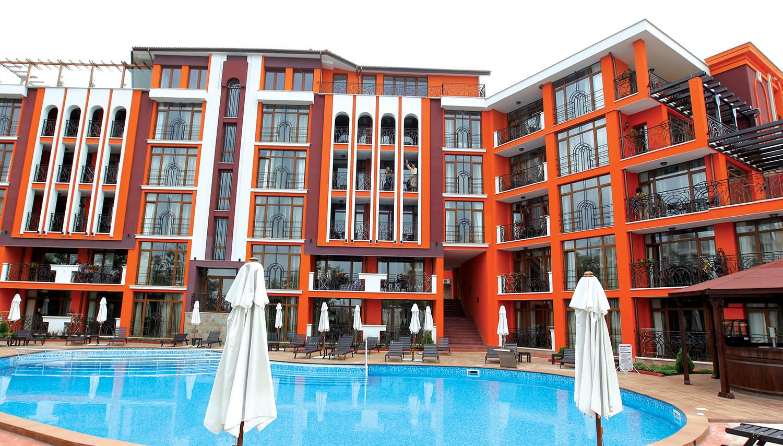 Festa Via Pontica Resort (Burgas, Bulgaaria)