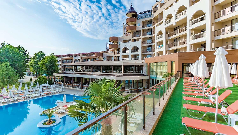 d8eb5ad4c8b Imperial Resort hotel (Burgas, Bulgaria) | NOVATOURS