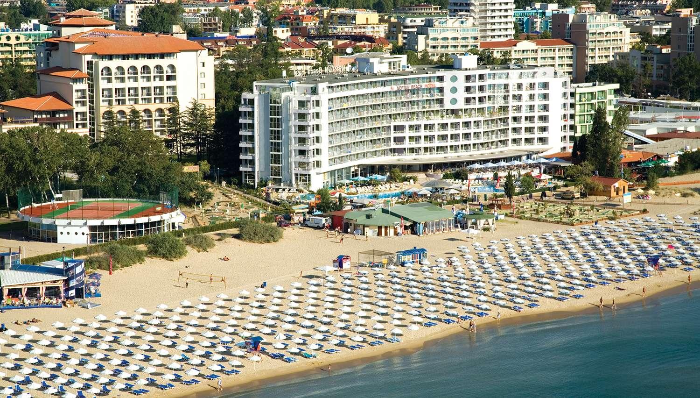 Lti Neptun Beach Hotel Burgas Bulgaria Novatours