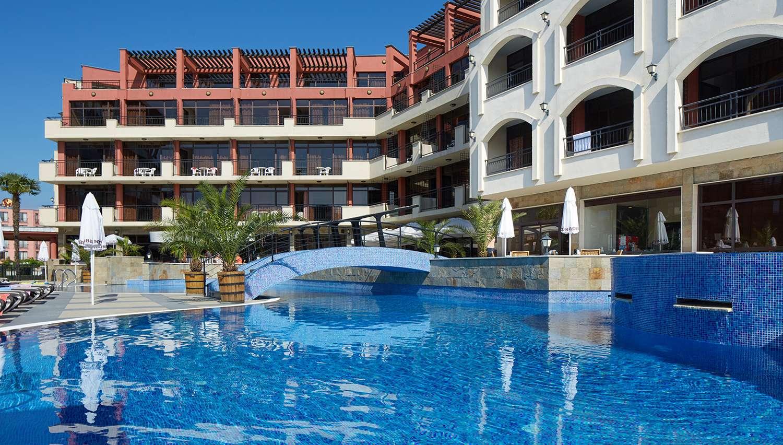 Nobel hotel (Burgas, Bulgaria) | NOVATOURS