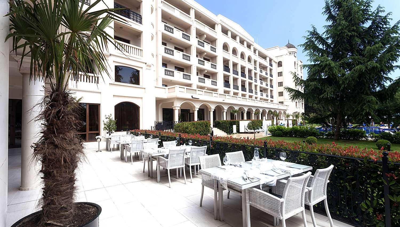 Grand Hotel Spa Primoretz Hotel Burgas Bulgaria Novatours