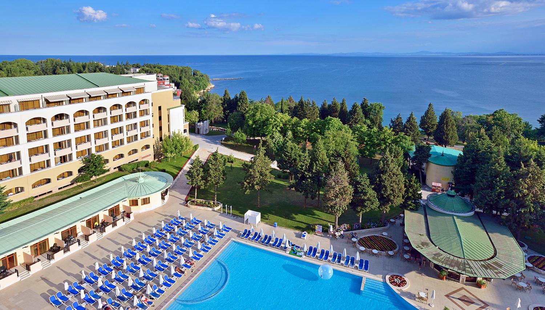 Sol Nessebar Bay & Mare (Burgasa, Bulgārija)