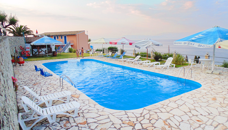 Anna Apartments (Korfu, Grieķija)