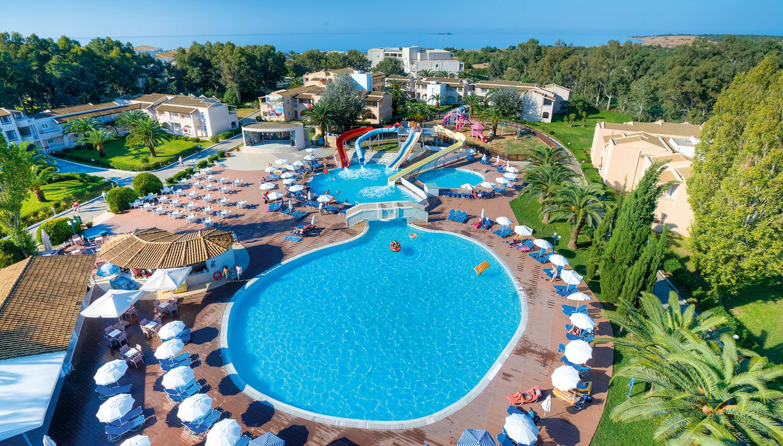 Labranda Sandy Beach Resort (Corfu, Kreeka)