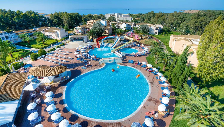 Labranda Sandy Beach Resort (Korfu, GrieÄ·ija)