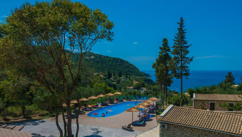 Blue Princess Beach Resort Hotel Corfu Greece Novaturas
