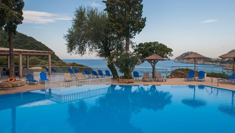Blue Princess Beach Resort Hotel Corfu Greece Novatours