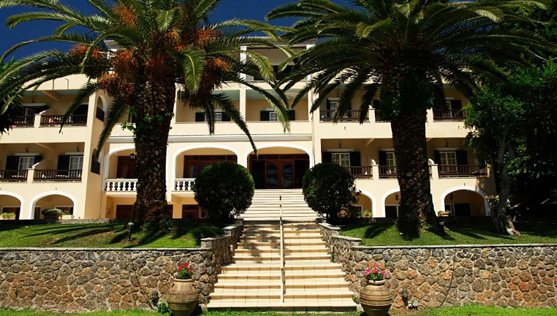 Hotel Fiori.Fiori Hotel Corfu Greece Novaturas
