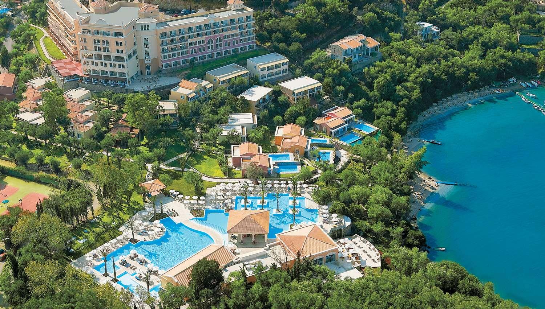 Eva Palace Grecotel Luxury Resort (Kerkyra (Korfu), Graikija)