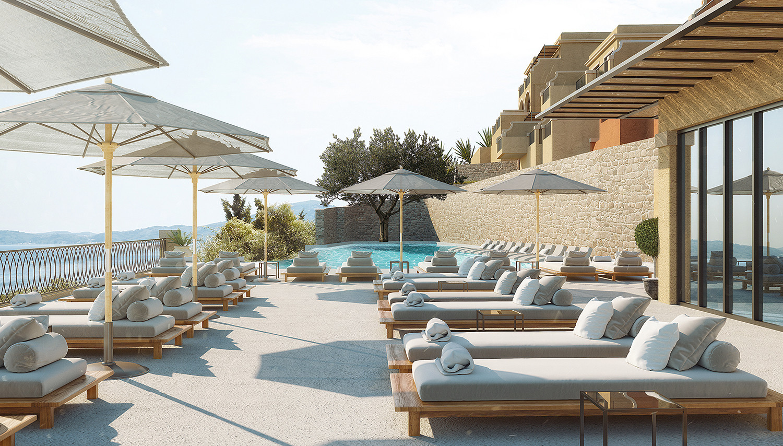 Marbella SA for Marbella Nido Suite Hotel & Villas (Korfu, GrieÄ·ija)
