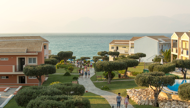 Mareblue Beach Resort (Korfu, GrieÄ·ija)