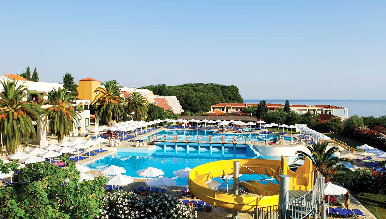 Roda Beach Resort & SPA (Korfu, GrieÄ·ija)