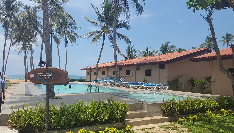 Amagi Beach Hotel Colombo Sri Lanka Novaturas