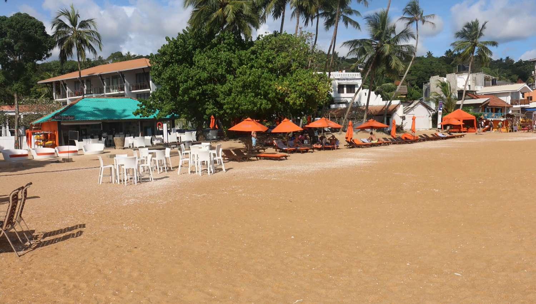 Calamander Unawatuna Beach Resort Hotel
