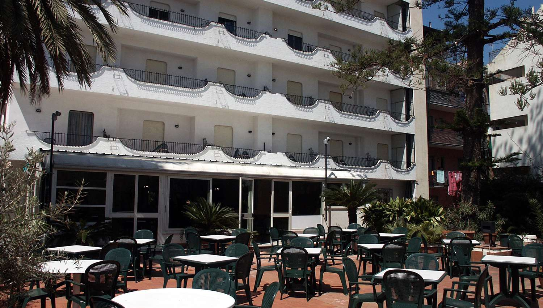 Delle Palme Viešbutis Sicilija Italija Novaturas