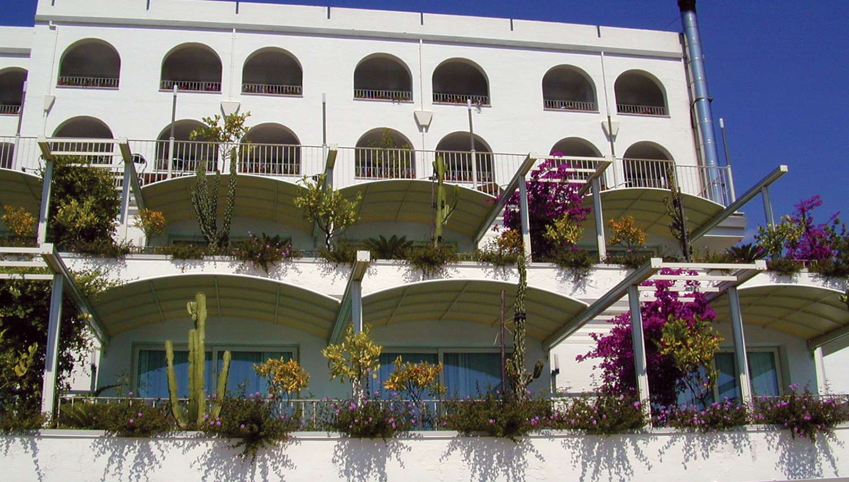 Le Terrazze hotel (Catania, Italy)   NOVATURAS