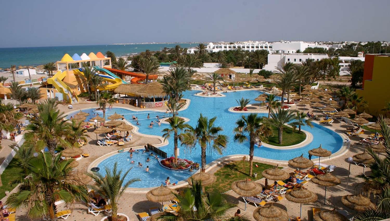 Caribbean World Thalasso Djerba (Džerba, Tunisija)