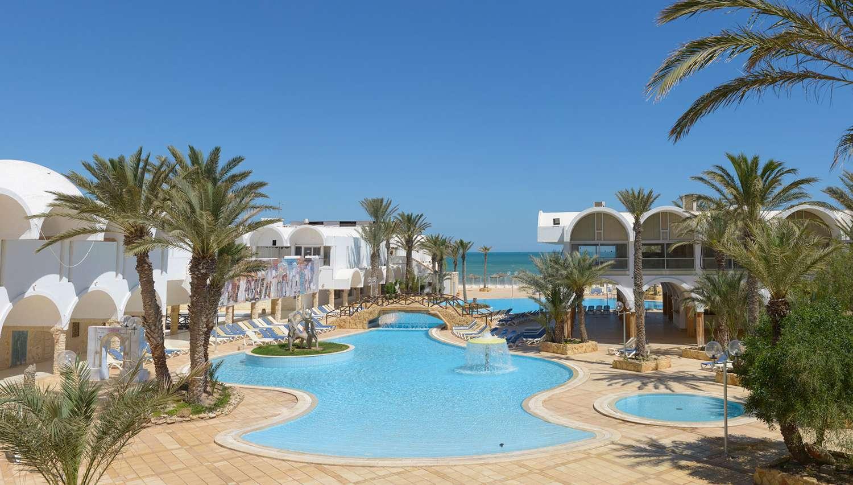 Dar Jerba Zahra (Джерба, Тунис)