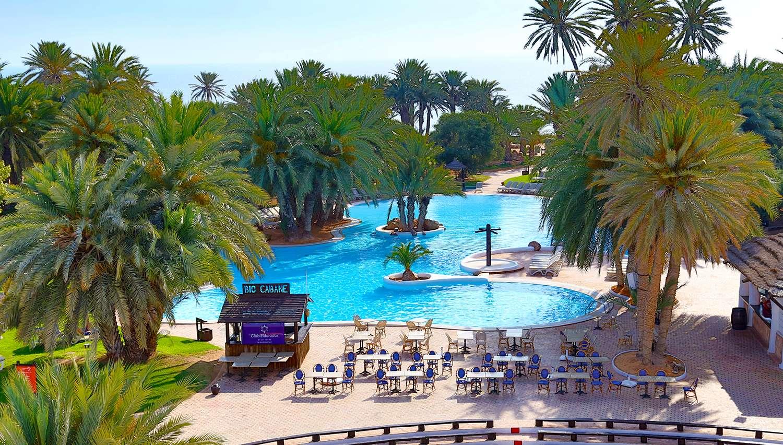 Odyssee Resort & Thalasso (Джерба, Тунис)
