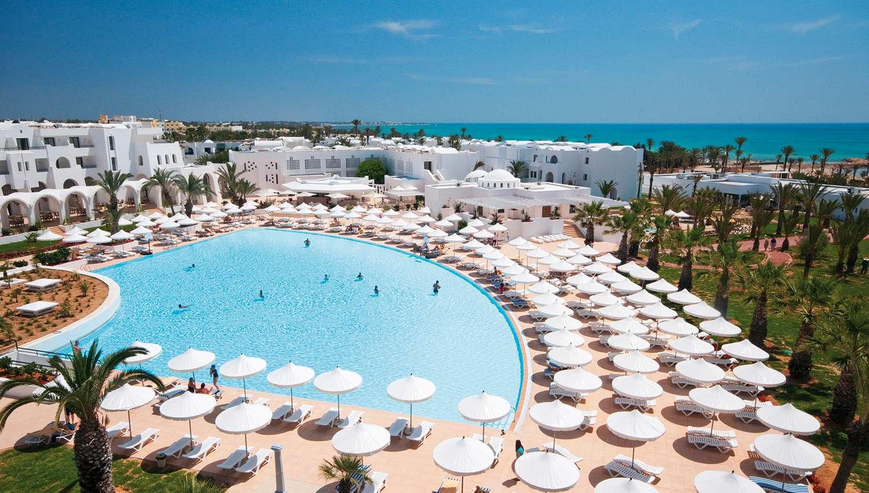 Club Palm Azur (Джерба, Тунис)