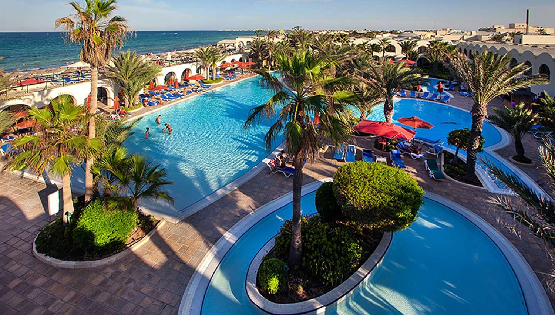 Sentido Djerba Beach (Džerba, Tunisija)