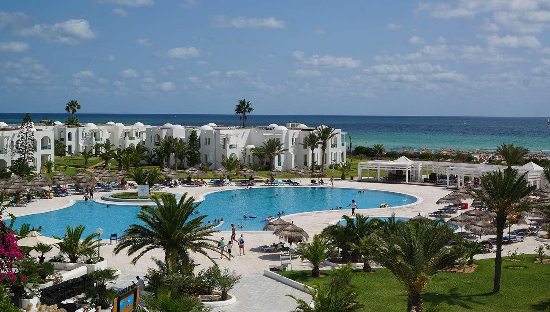 Vincci Helios Beach (Джерба, Тунис)