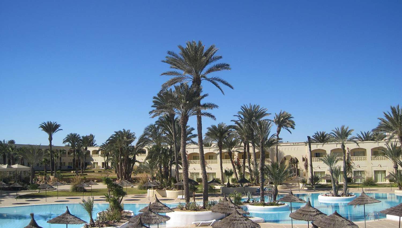 Zephir Hotel & Spa (Джерба, Тунис)