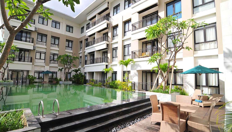 Grand Kuta Hotel Residence Hotel Bali Indonesia Novatours