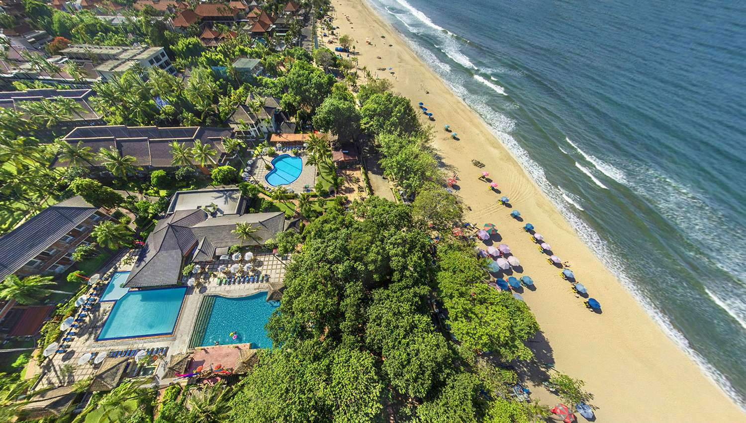 The Jayakarta Bali Beach Resort & Spa (Бали, Индонезия)