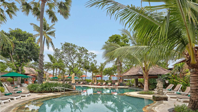 Carte Bali Legian.Legian Beach Hotel Bali Indonesia Novatours