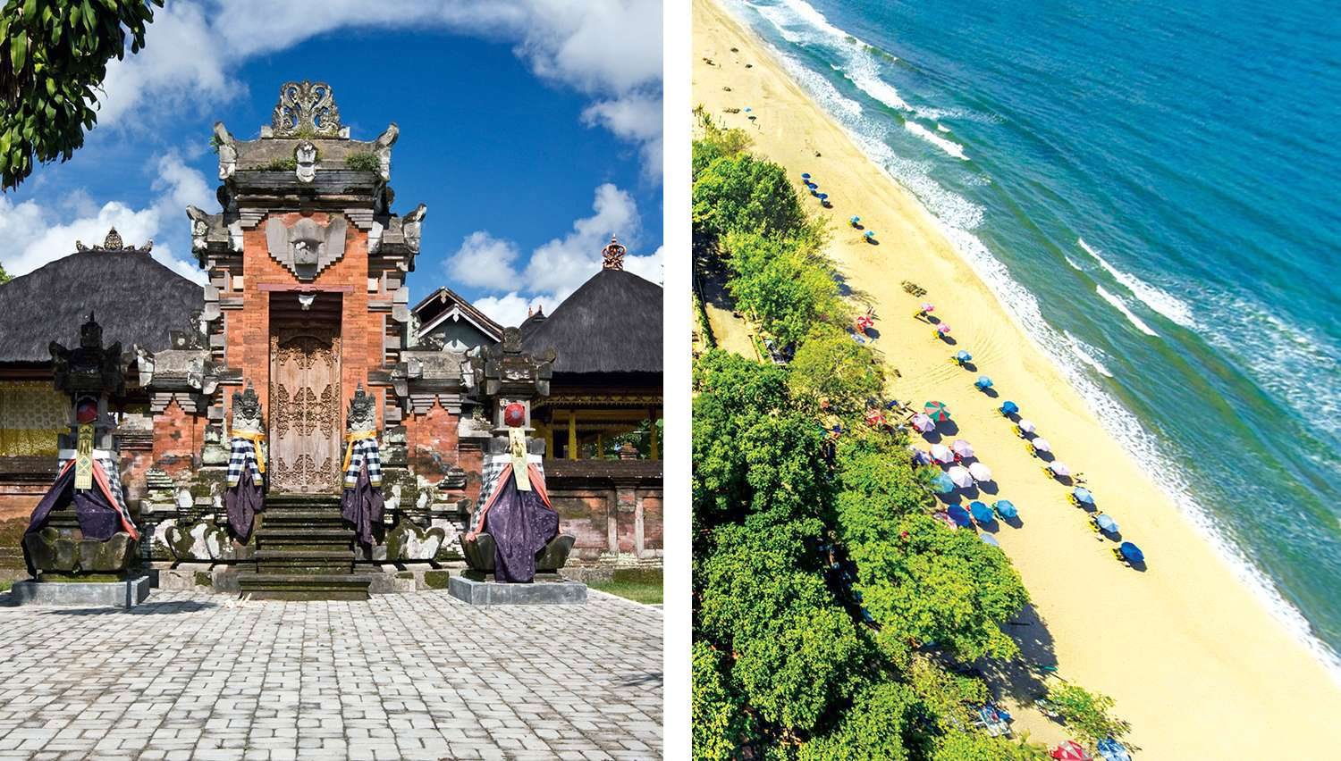 Combined tour Ubud(4n)-Legian(the rest nights) (Bali, Indoneesia)